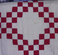 quilting not as deatiled cotton very frail and some torn