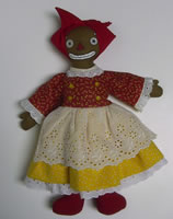 Beloved Belindy Cloth Rag Doll Handpainted face