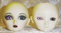 Volks 4 sisters heads